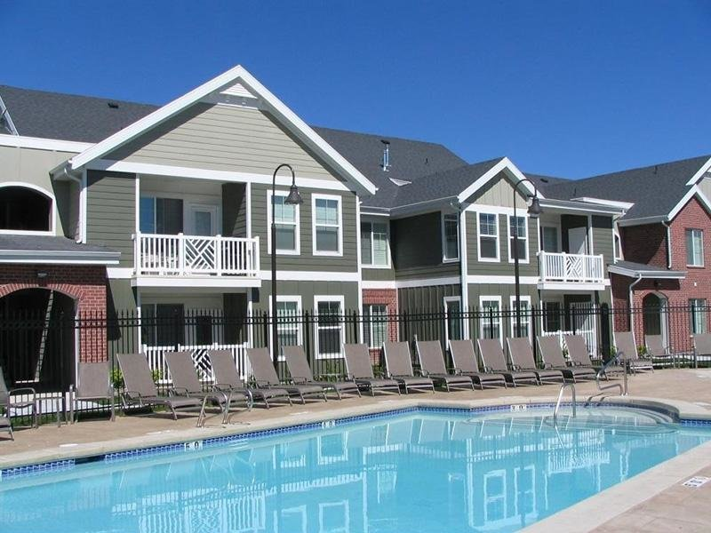 River Walk Pool - Apartments in Utah with a Pool