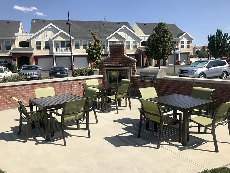 Apartments With a Patio | Riverwalk