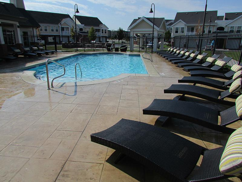 Apartments With a Pool in Midvale | Riverwalk
