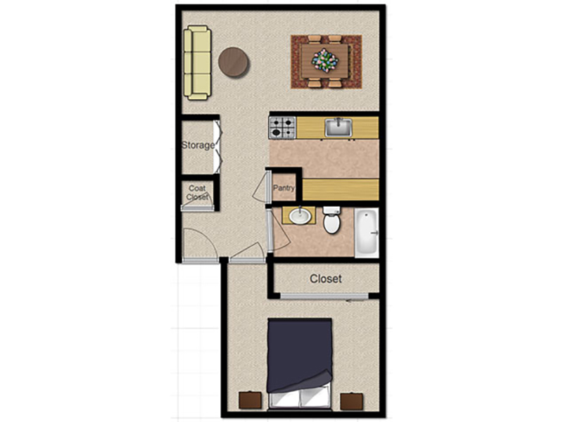 Floor Plan Pricing For Liberty Heights Apartments In Sandy