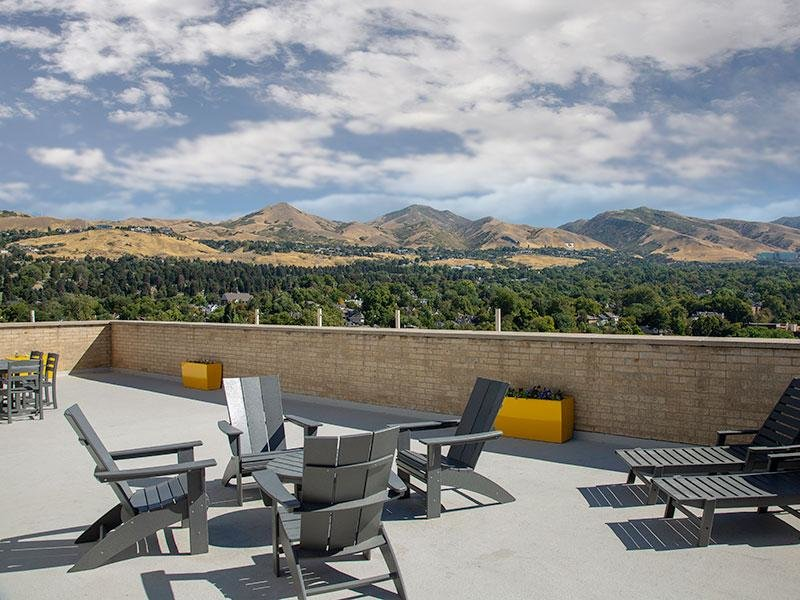 View | Hightower Apartments Salt Lake City, UT