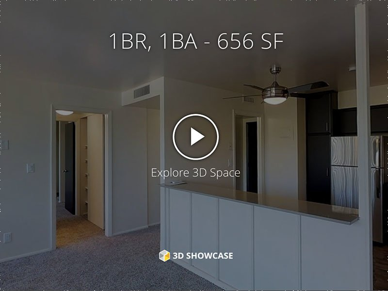 3D Virtual Tour of Hightower Apartments