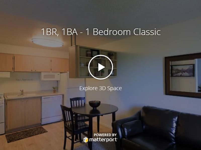 3D Virtual Tour of Overlook at Sunset Point Apartments