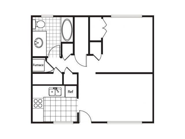 Marmalade Hill Apartments Floor Plan Chestnut
