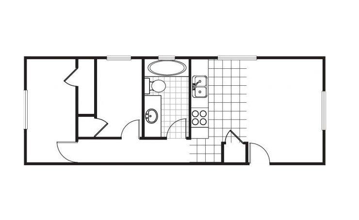 Marmalade Hill Apartments Floor Plan Pomegranate