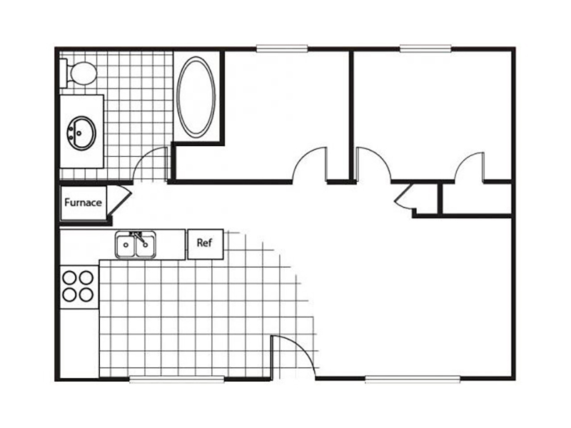 View floor plan image of Apricot apartment available now