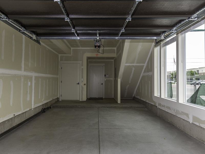 Garage | North Metro Town Homes