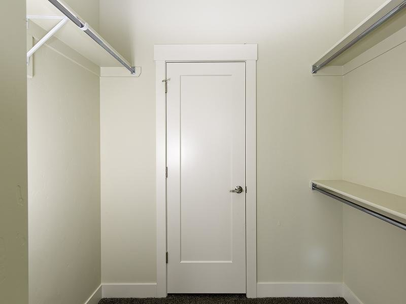Closet | North Metro Town Homes
