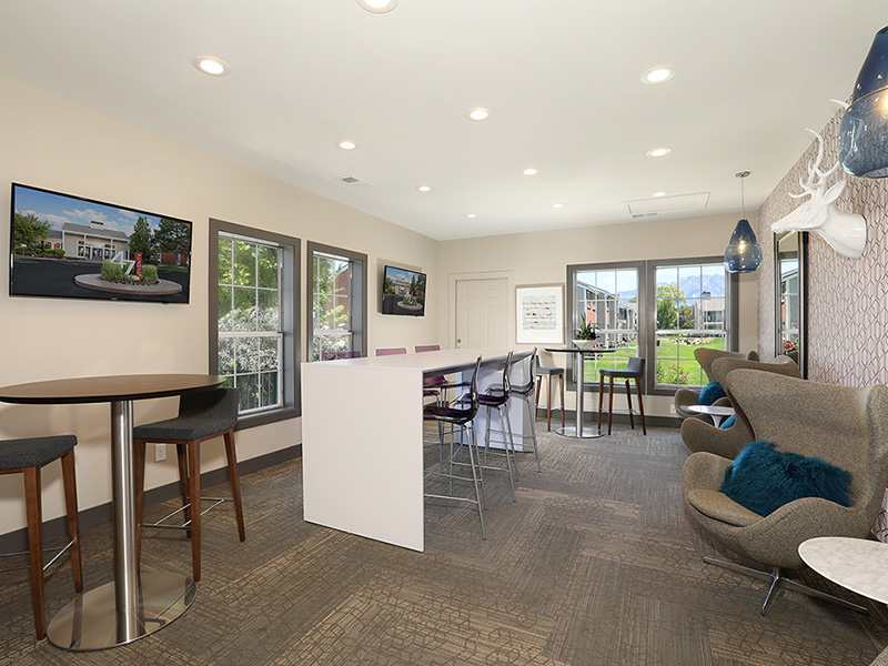 Clubhouse Interior | 47Seventy Settler's Point