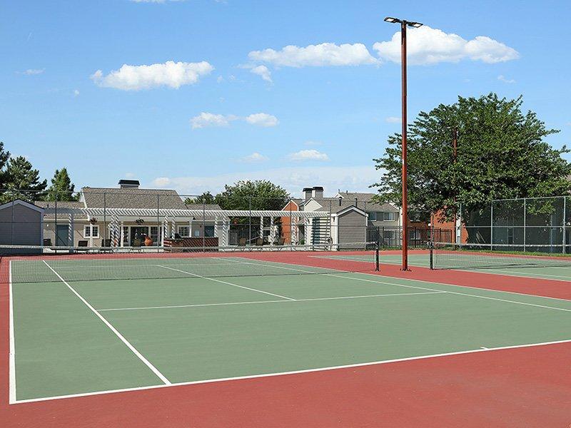 Sports Court | 47Seventy Settler's Point