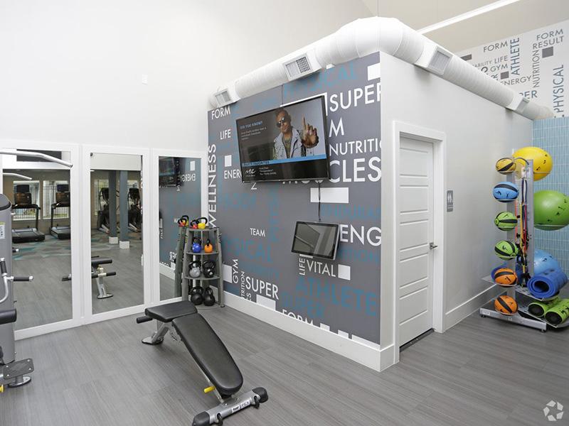 Fitness Center   47Seventy Settler's Point