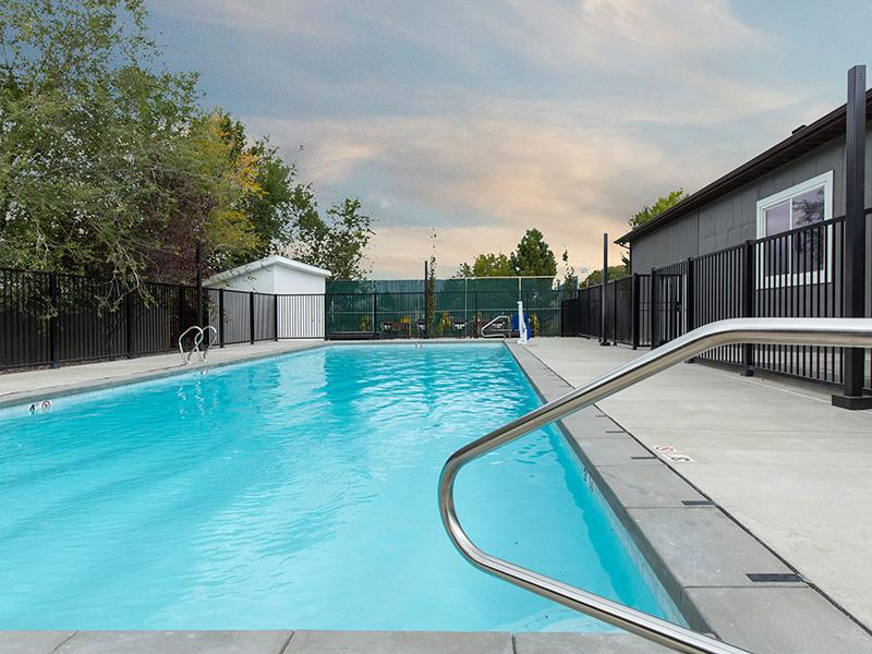 Pool | The Calaveras Apartments