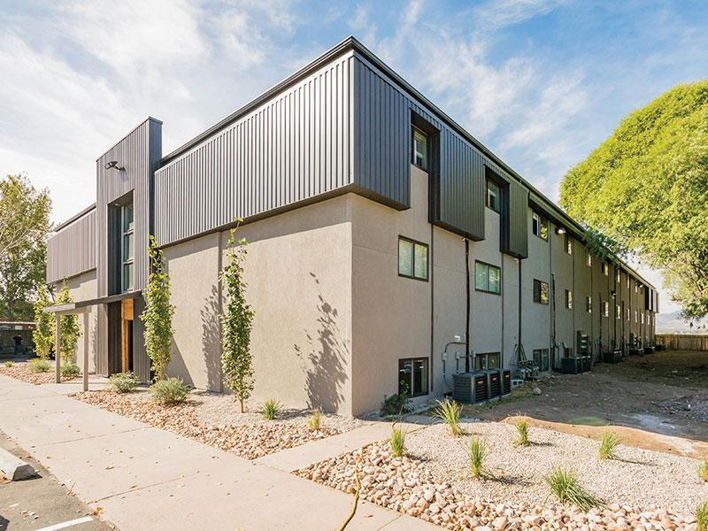 The Calaveras Apartments in Midvale, UT