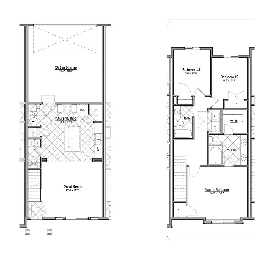 Thornridge Apartments: Floor Plans For Greyhawk Townhomes Apartments In Layton