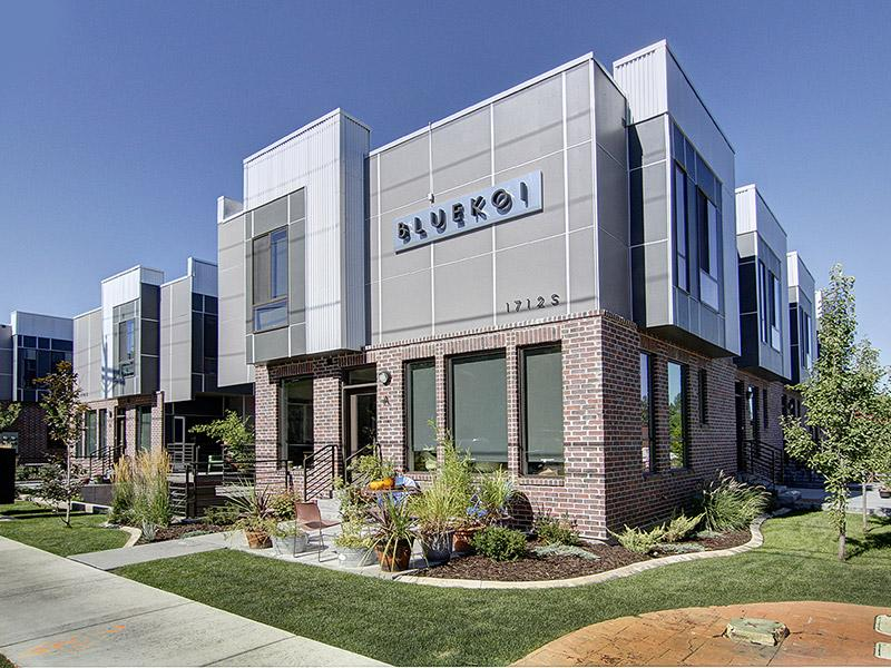 BlueKoi Exterior | Salt Lake City Apartments