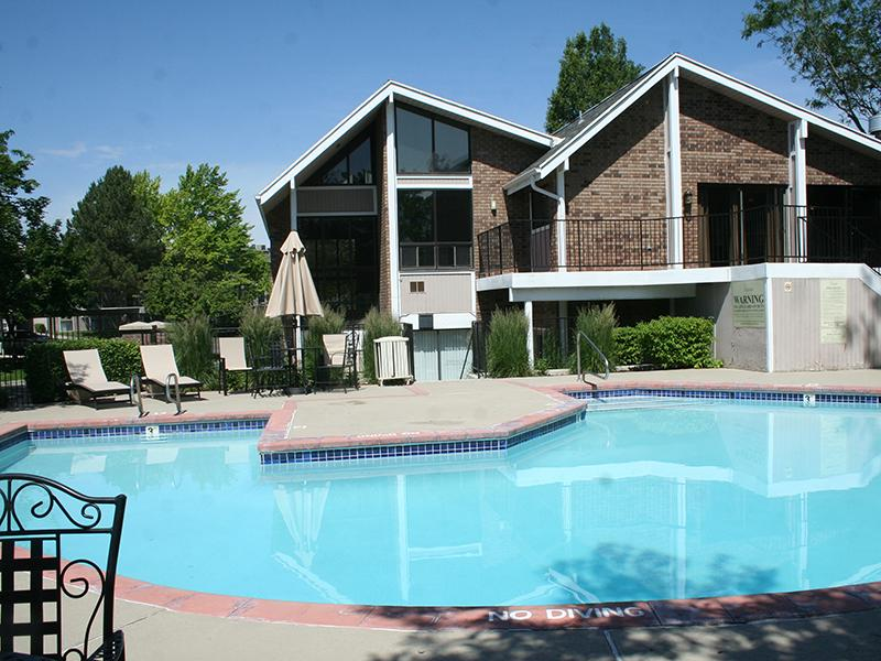 Pool | Clover Creek Apartments