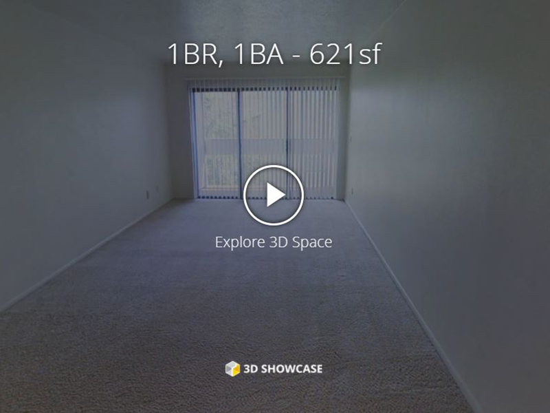 3D Virtual Tour of Clover Creek Apartments