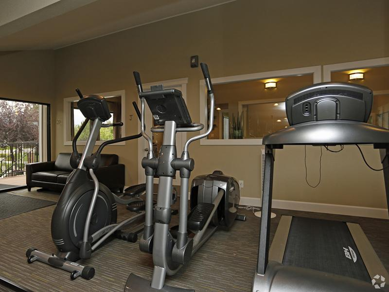 Gym | Clover Creek Apartments in Murray, UT