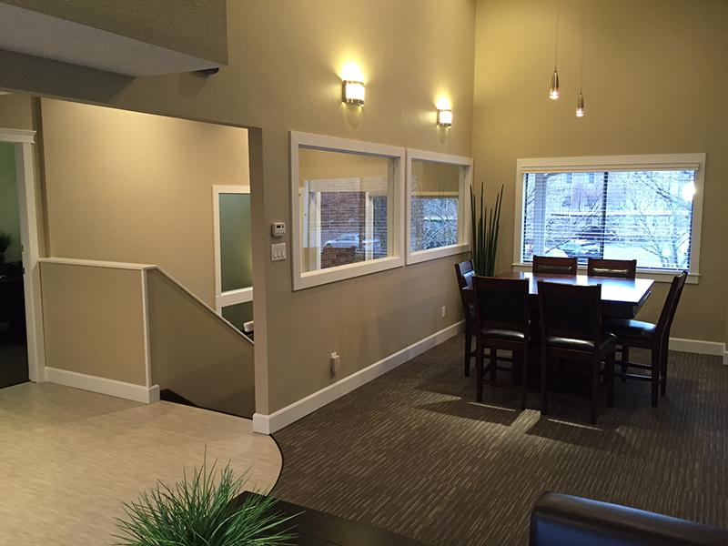 Lounge | Clover Creek Apartments