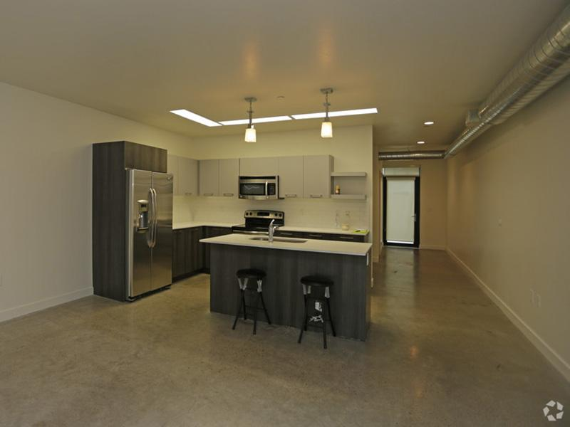 Kitchen | Spacious Floor Plans | Utah