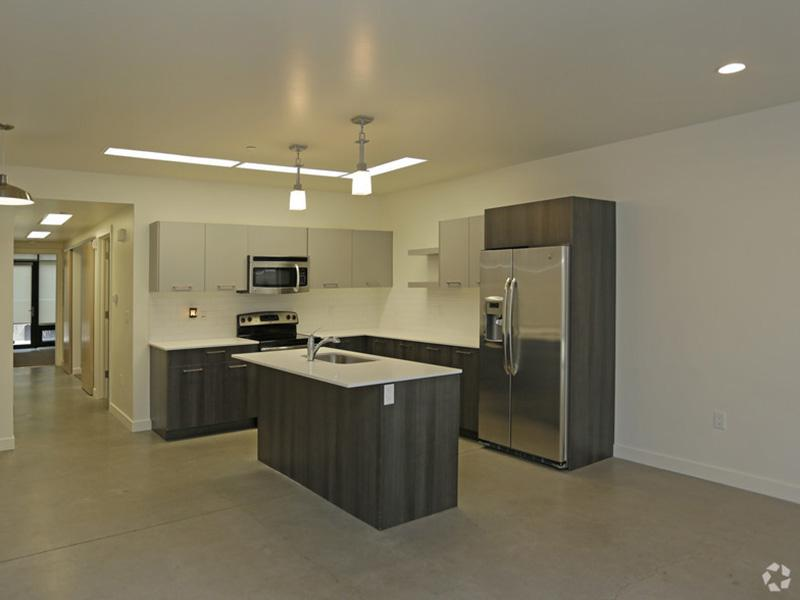 Kitchen | 21 and View Apartments | Salt Lake, UT