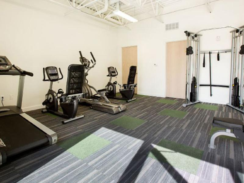 Fitness Center | 21 & View