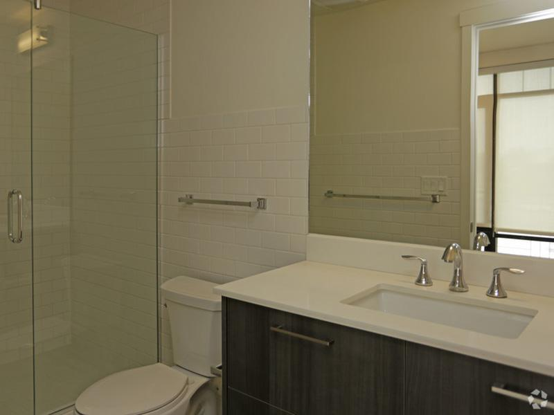 Bathroom | 21 and View Apartments | Salt Lake City