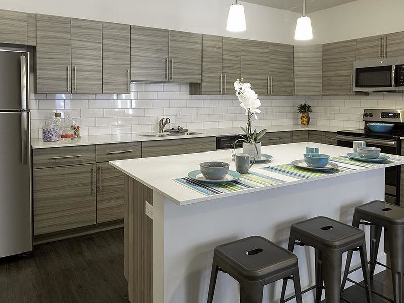 Kitchen | Haxton Apartments