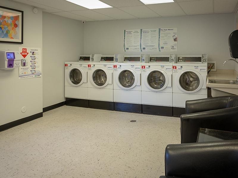 Laundry | Haxton
