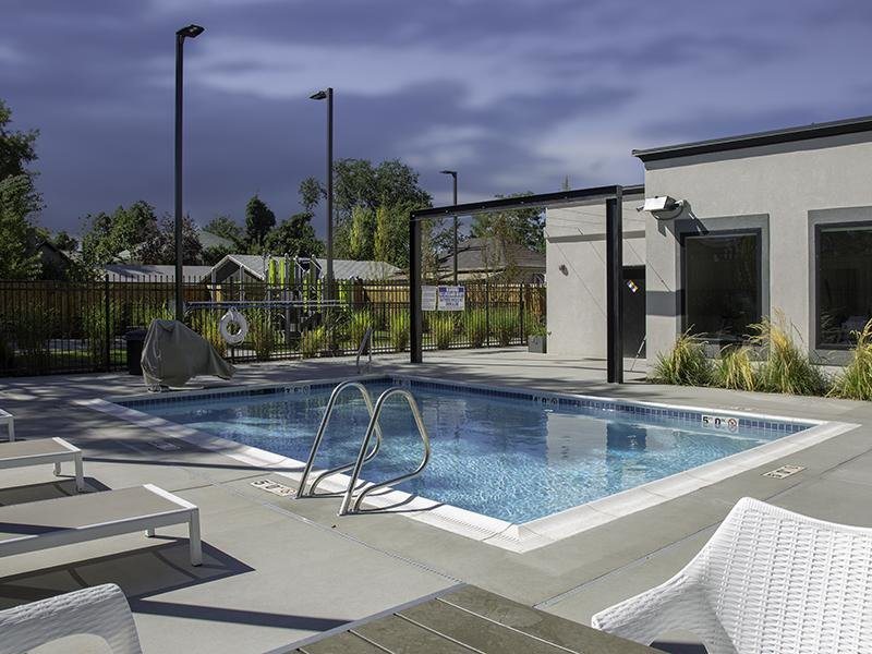 Swimming Pool | Haxton Apartments