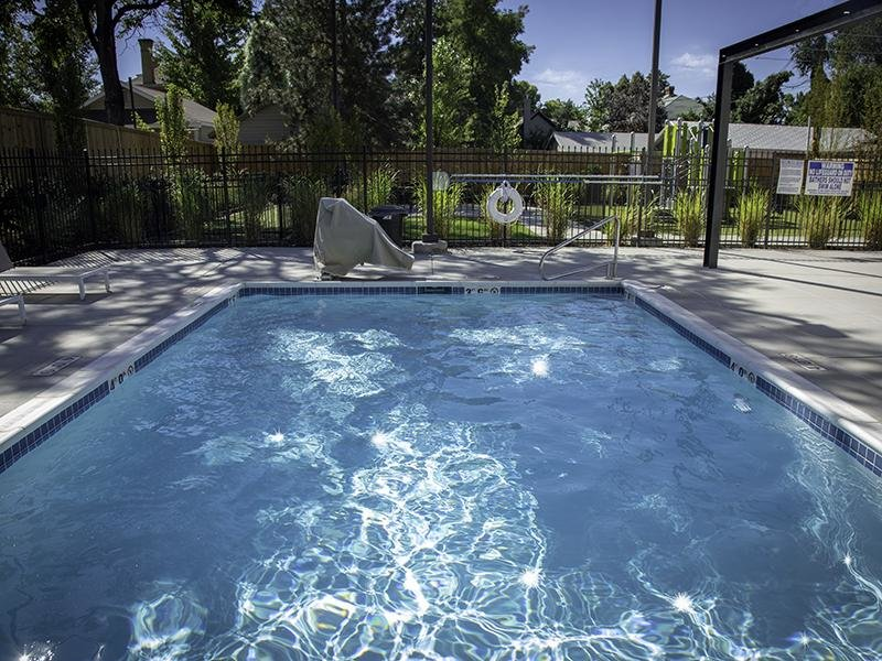 Pool | Haxton Apartments