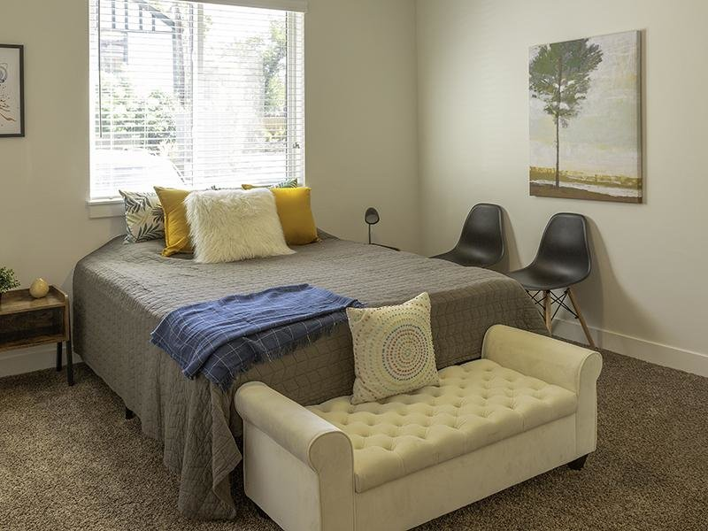 Bedroom | Haxton Apartments