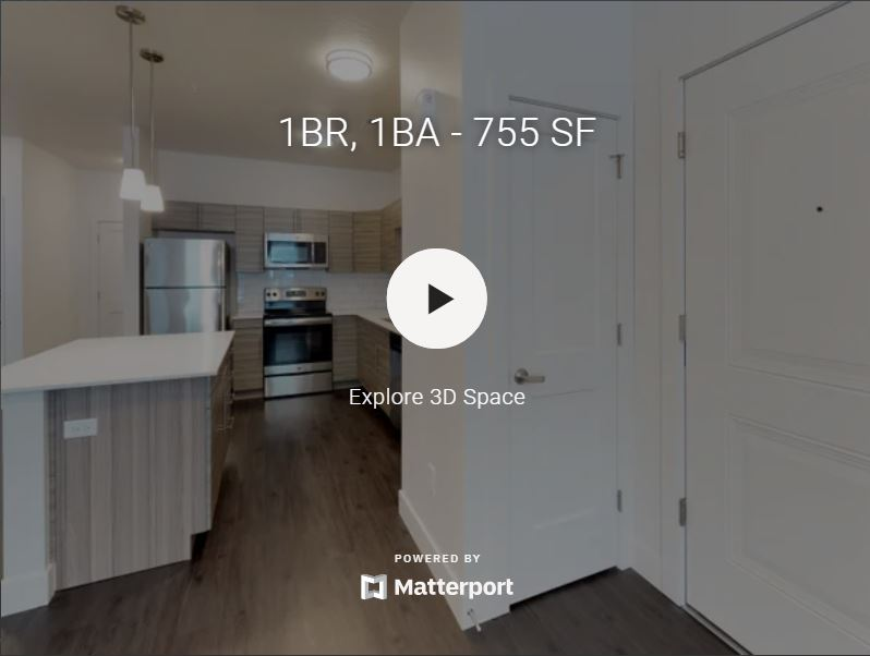 3D Virtual Tour of Haxton Apartments