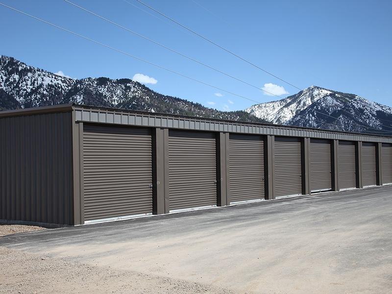 Storage Units | Targhee Place