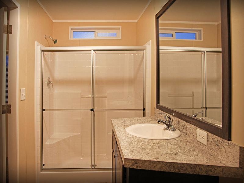 Stand Alone Shower | Targhee Place