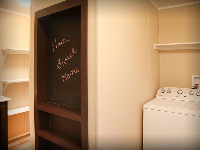 Pantry & Washer/Dryer | Targhee Place