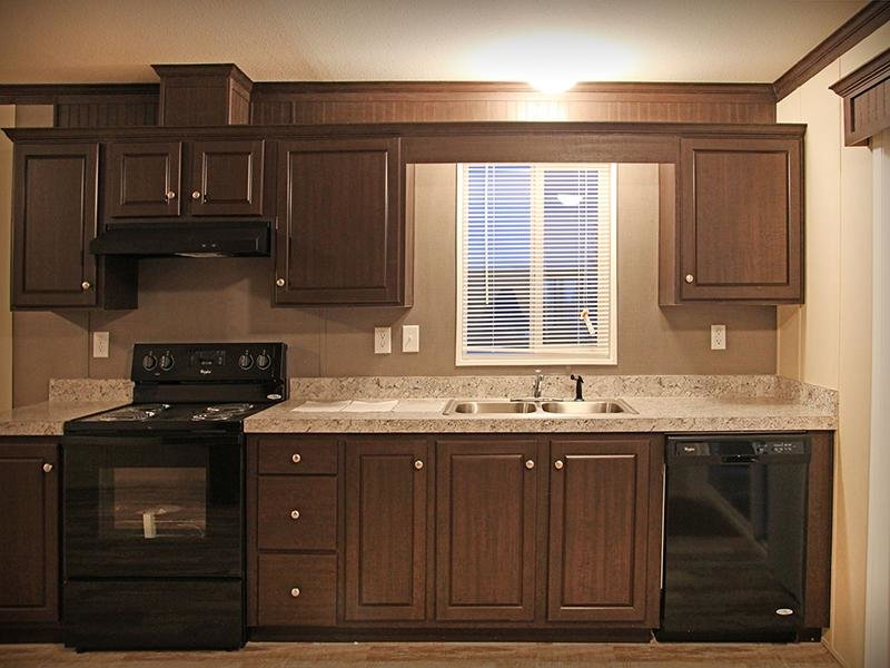 Fully Equipped Kitchen | Targhee Place Apartments