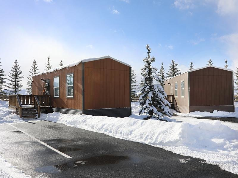 Targhee Place Homes in Alpine, WY