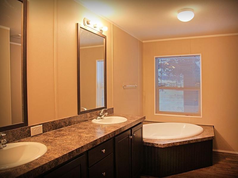 Master Bathroom | Targhee Place