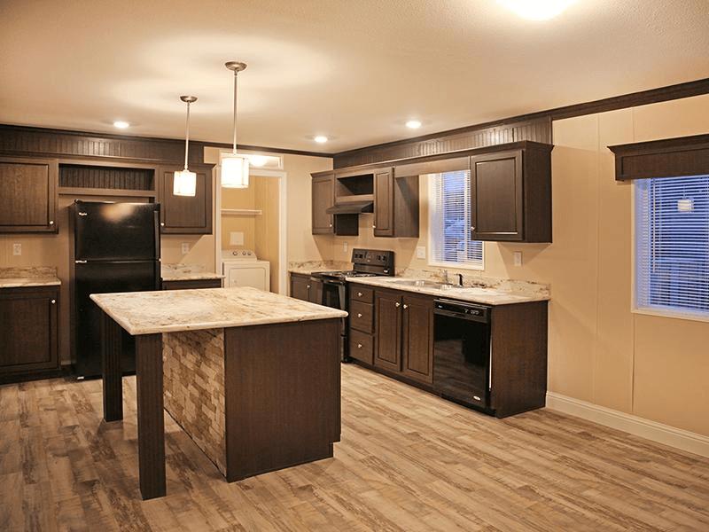 Kitchen | Targhee Place