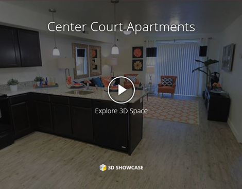 3D Virtual Tour of Center Court Senior Living Apartments