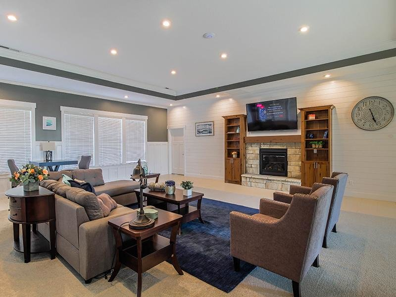 Clubhouse | Apartments in Eagle Mountain