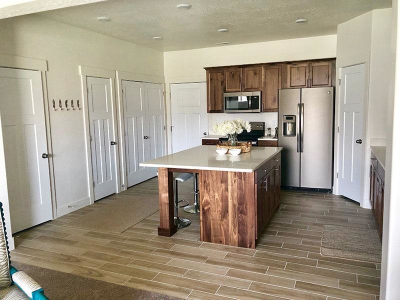 Kitchen | Porter Ranch Townhomes
