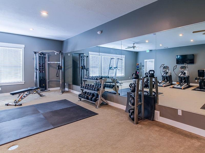Gym | Porter Ranch Townhomes