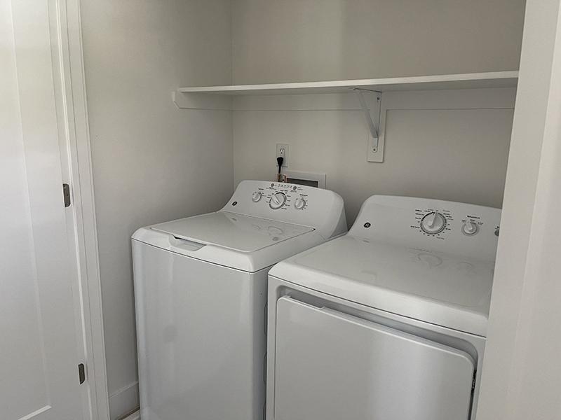Washer & Dryer | Whisperwood