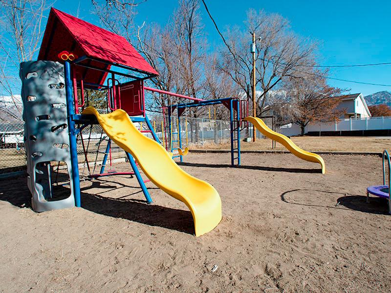 Playground | Cascade Ridge