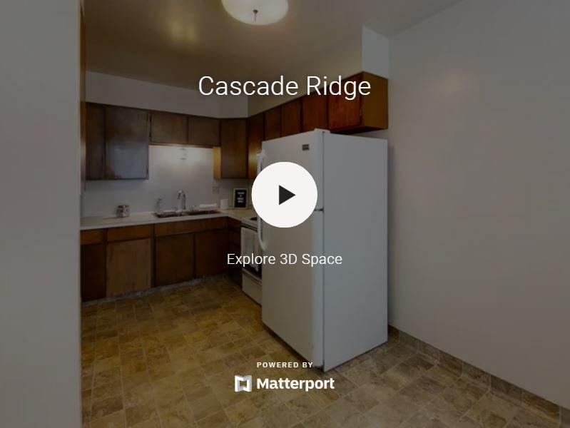 3D Virtual Tour of Cascade Ridge UT Apartments