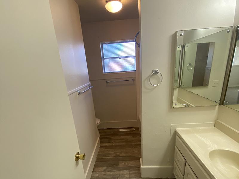 Bathroom | Home | Cascade Ridge Apartments in Orem, UT