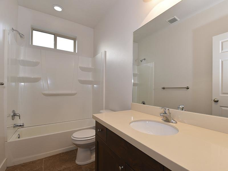 Bathroom | Pine Cove apartments