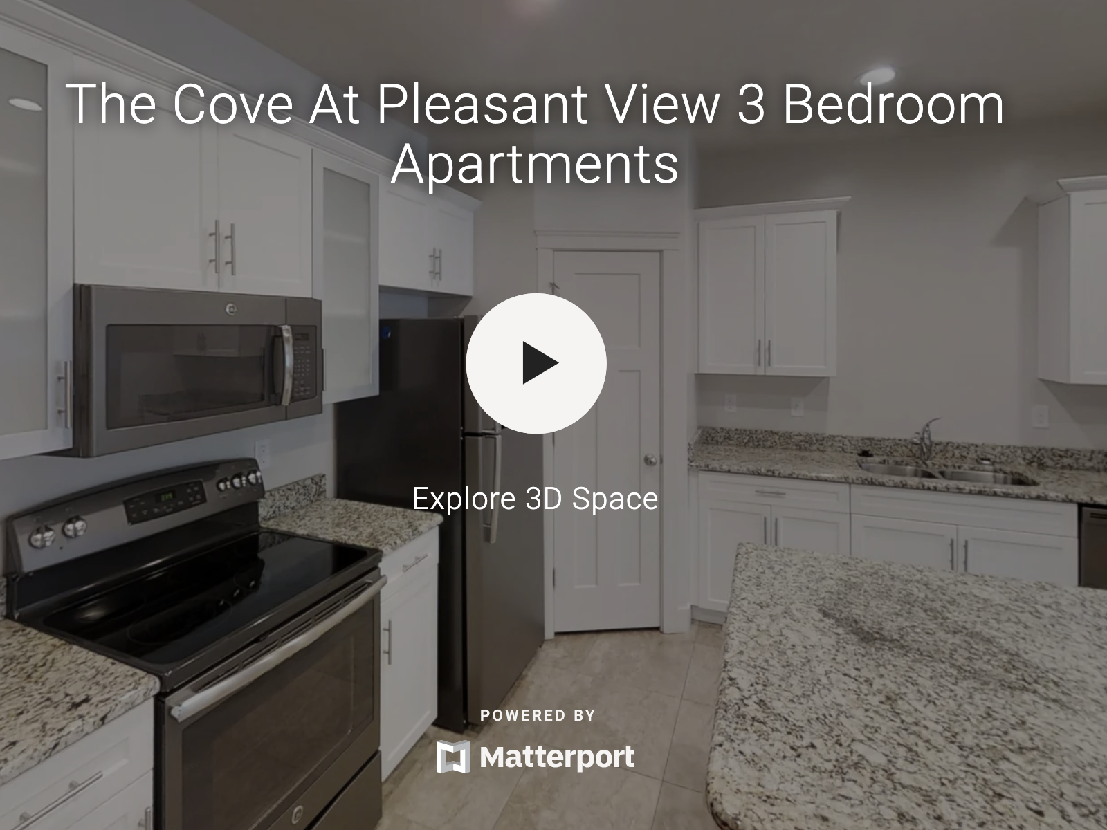 3D Virtual Tour of The Cove at Pleasant View Apartments